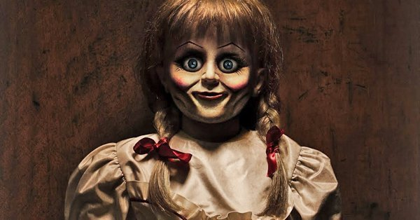 El final de Annabelle 1