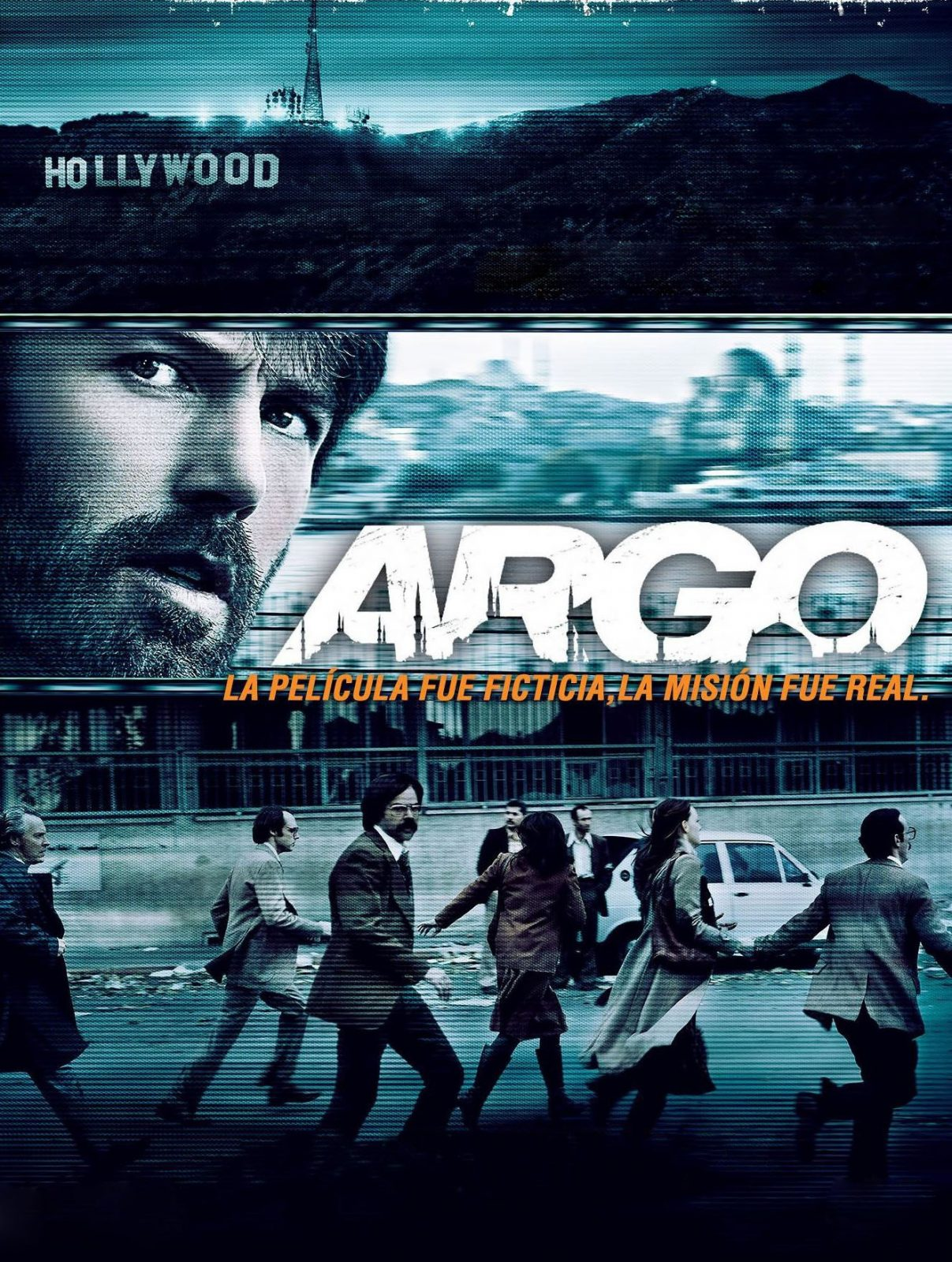 Poster for the movie «Argo»