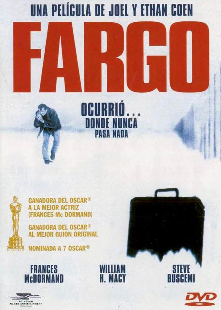 Poster for the movie «Fargo»