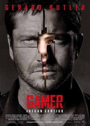 """Poster for the movie """"Gamer"""""""