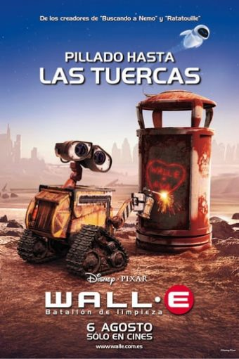 """Poster for the movie """"WALL·E"""""""