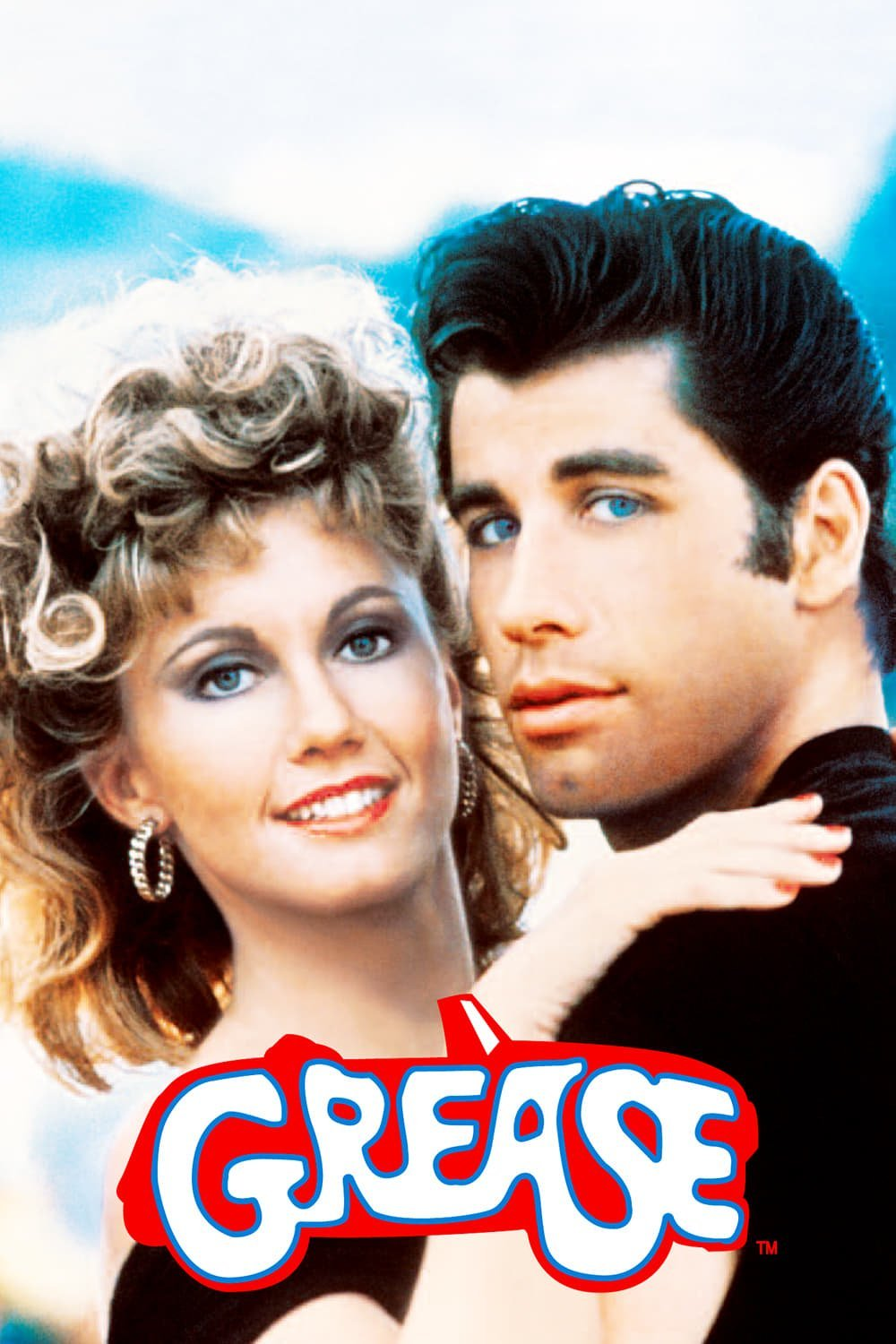 """Poster for the movie """"Grease"""""""