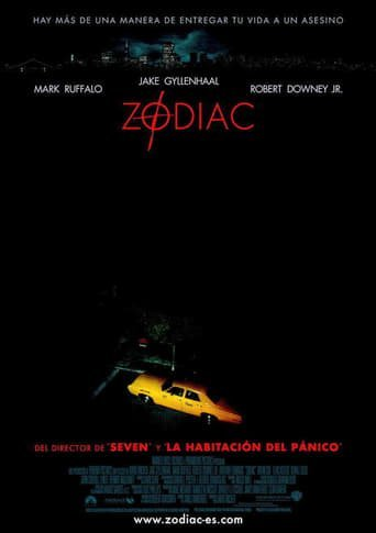 Poster for the movie «Zodiac»