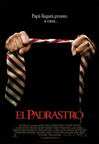 "Poster for the movie ""El padrastro"""