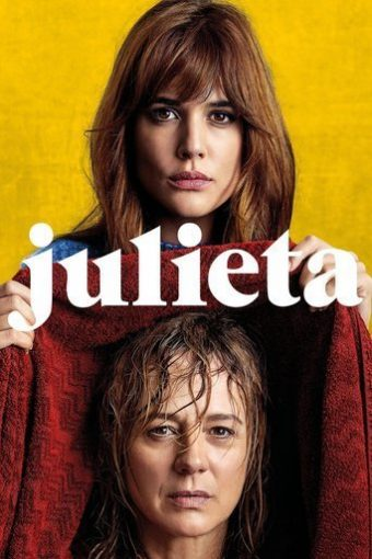 """Poster for the movie """"Julieta"""""""