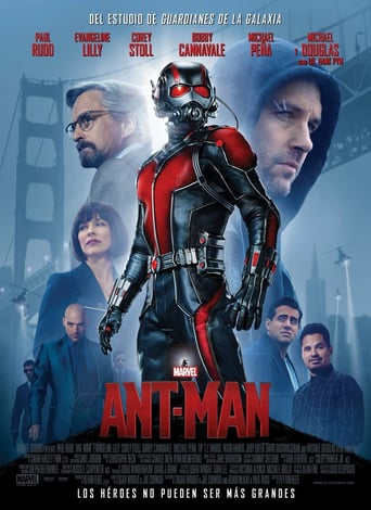 Poster for the movie «Ant-Man»