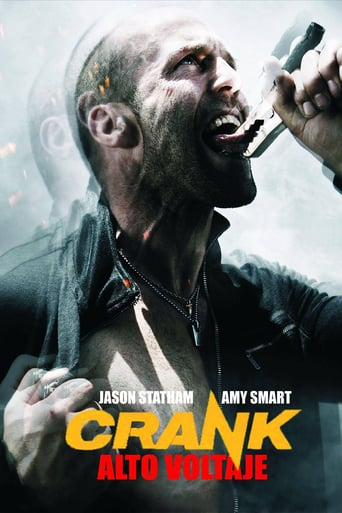 "Poster for the movie ""Crank: Alto voltaje"""