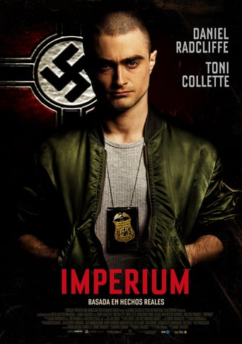"Poster for the movie ""Imperium"""
