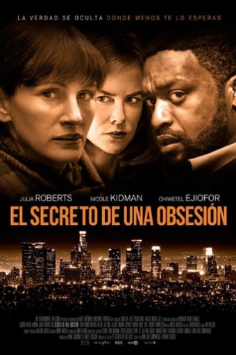 "Poster for the movie ""El secreto de una obsesión"""