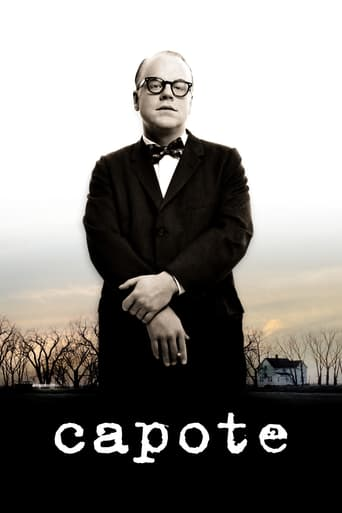 "Poster for the movie ""Truman Capote"""