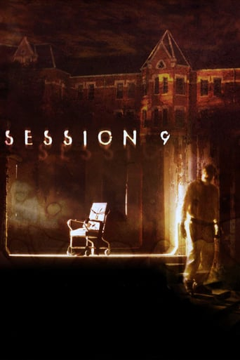 "Poster for the movie ""Session 9"""