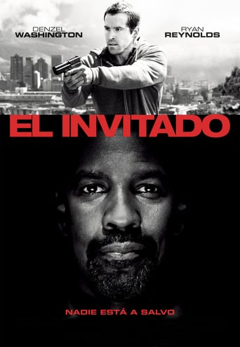 "Poster for the movie ""El invitado"""