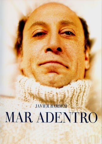 Poster for the movie «Mar adentro»
