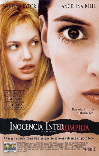 "Poster for the movie ""Inocencia interrumpida"""