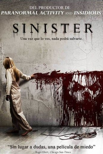 """Poster for the movie """"Sinister"""""""