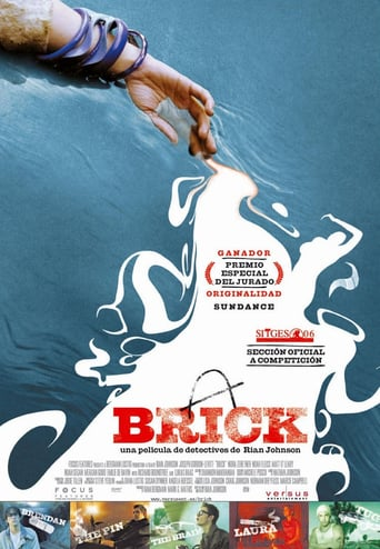 "Poster for the movie ""Brick"""