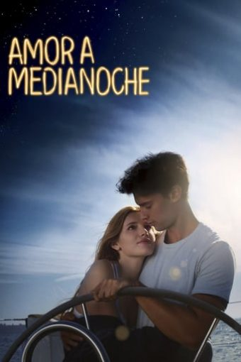 "Poster for the movie ""Amor a Medianoche"""