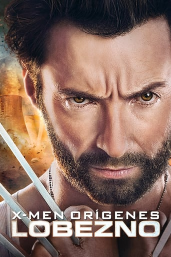 "Poster for the movie ""X-Men orígenes: Lobezno"""