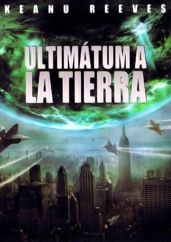 "Poster for the movie ""Ultimátum a la Tierra"""