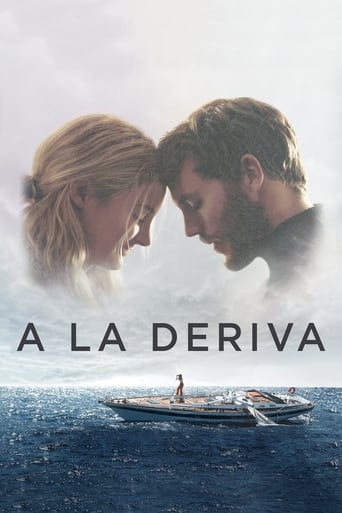 "Poster for the movie ""A la deriva"""