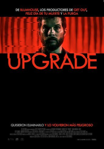 "Poster for the movie ""Upgrade (Ilimitado)"""