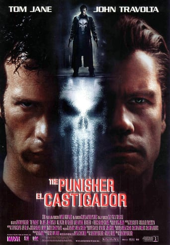 "Poster for the movie ""The Punisher (El castigador)"""