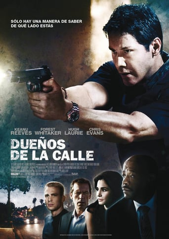 "Poster for the movie ""Dueños de la calle"""