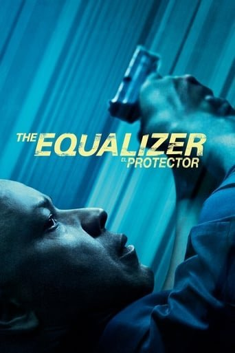 "Poster for the movie ""The Equalizer (El protector)"""