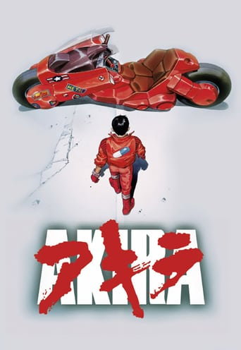 "Poster for the movie ""Akira"""