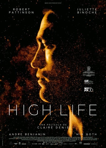 "Poster for the movie ""High Life"""