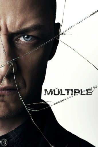 "Poster for the movie ""Múltiple"""