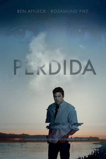 Poster for the movie «Perdida»