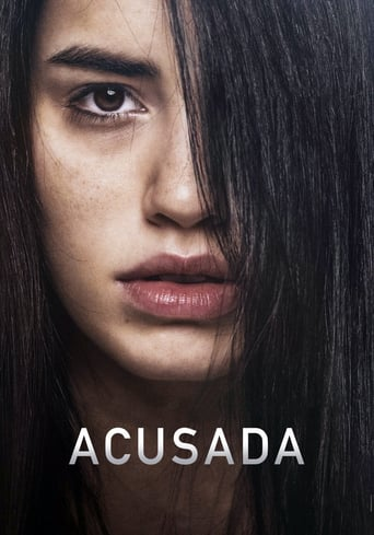 "Poster for the movie ""Acusada"""
