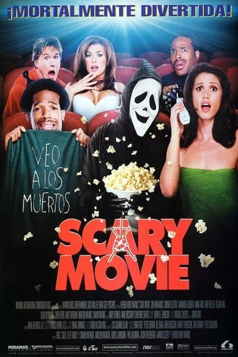 "Poster for the movie ""Scary Movie"""