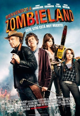 "Poster for the movie ""Bienvenidos a Zombieland"""