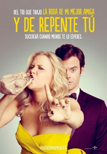 "Poster for the movie ""Y de repente tú"""