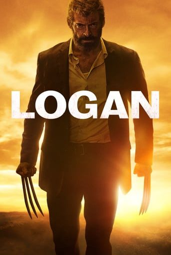 """Poster for the movie """"Logan"""""""