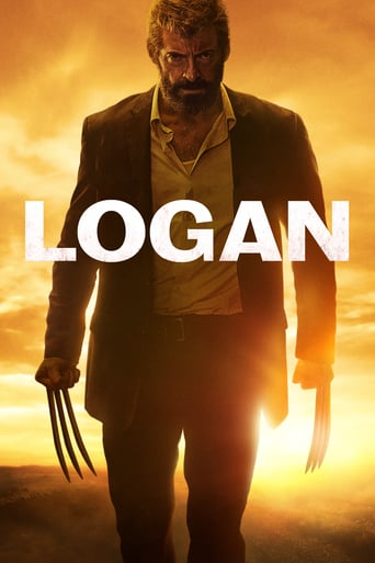 "Poster for the movie ""Logan"""