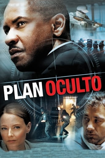 "Poster for the movie ""El Plan Perfecto"""