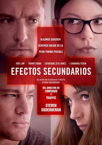 "Poster for the movie ""Efectos secundarios"""