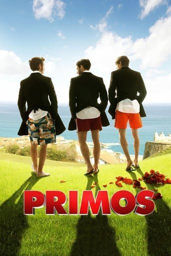 "Poster for the movie ""Primos"""