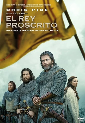 "Poster for the movie ""El rey proscrito"""