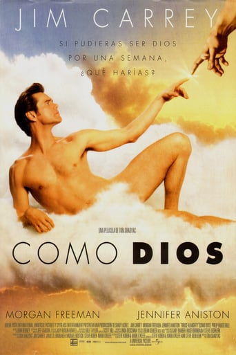 "Poster for the movie ""Como Dios"""
