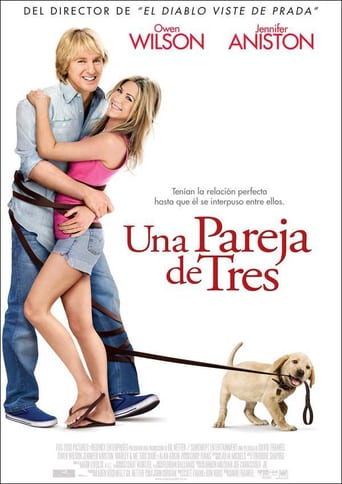 "Poster for the movie ""Una pareja de tres"""