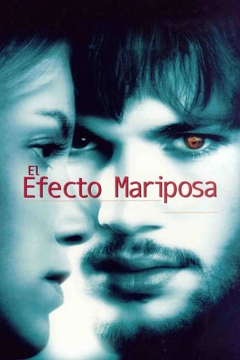 "Poster for the movie ""El efecto mariposa"""