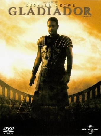 "Poster for the movie ""Gladiator (El Gladiador)"""