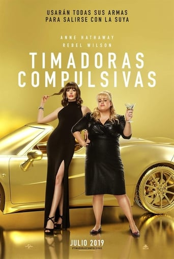 "Poster for the movie ""Timadoras compulsivas"""