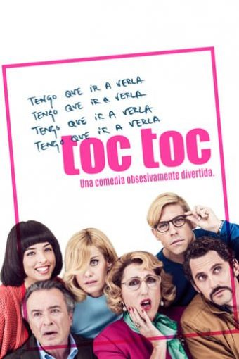 """Poster for the movie """"Toc Toc"""""""