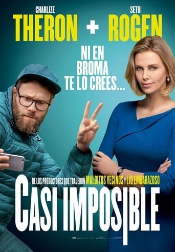 "Poster for the movie ""Casi Imposible"""