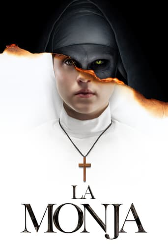 """Poster for the movie """"La monja"""""""